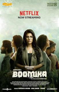 Download Boomika (2021) Full Hindi Movie 480p 720p HD