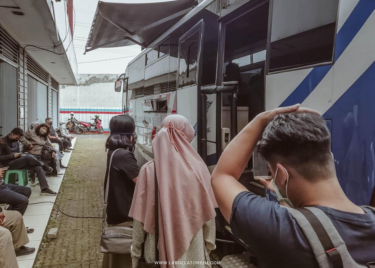 Syarat dan Biaya Perpanjang SIM di Layanan SIM Keliling Bandung