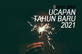 10 Ucapan Selamat Tahun Baru 2021 Bahasa Inggris