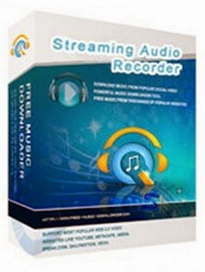 Streaming Audio Recorder 3.4.2 + Key