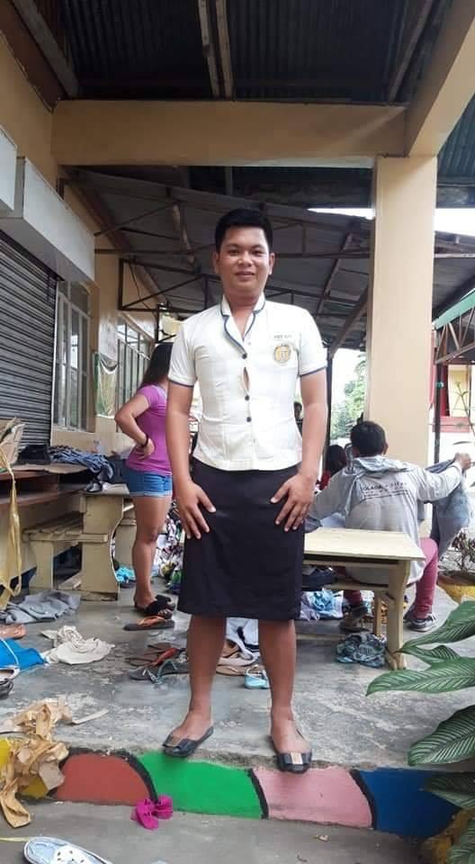 Pormahan sa evacuation center Taal eruption victims