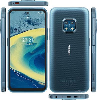 Đánh giá Nokia XR20