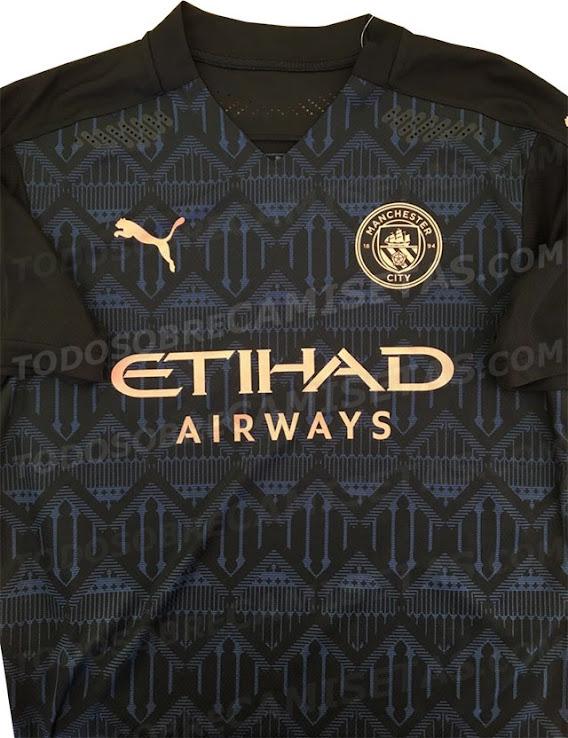 Puma Manchester City 20-21 Home, Away & Third Kits Leaked BALR ...