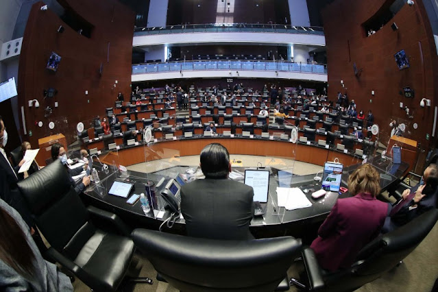 Por unanimidad, el Senado elimina la partida secreta