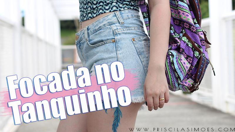 desafio #focadanotanquinho