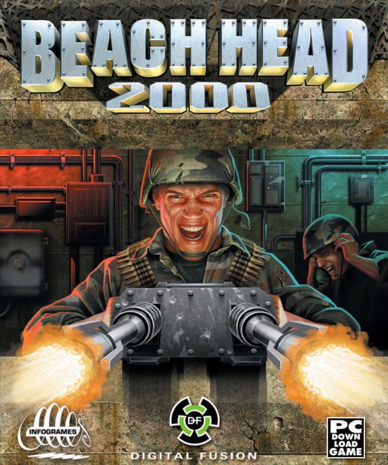 Beach Head 2002 Free Download PC Game