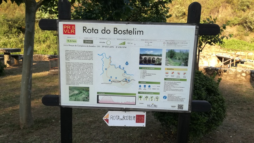 Rota do Bostelim