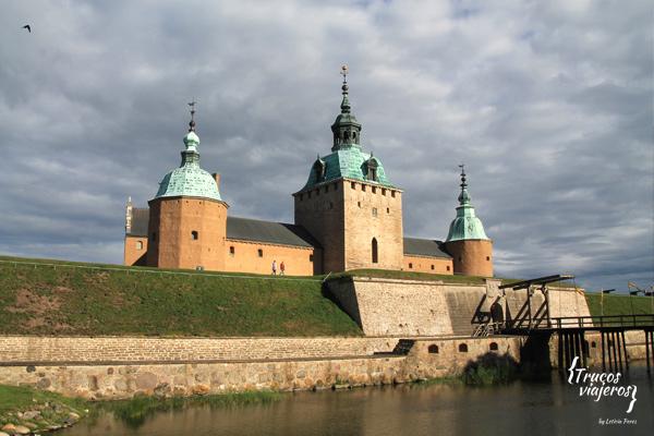 Castillo de Kalmar en Suecia