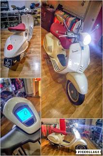 DIJUAL: Vespa 946 / 125cc 2013 tangan pertama Full Ori Km 40 only! - JAKARTA