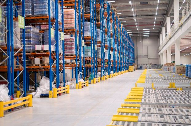 Warehouse Storage Management System
