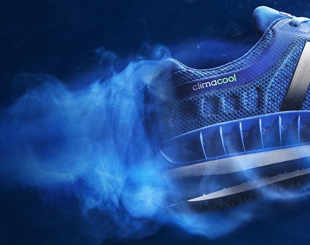 big sale f666d c9d08 David Beckham in climacool® Revolution | barefootdaves.com