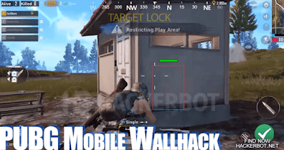 PUBG Mobile Hack, aimbot, wallhack and other cheat codes