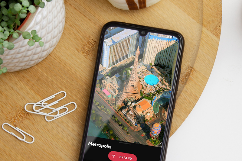 The Best 3D City Live Wallpapers for Android.