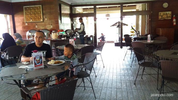 Sarapan Di Hotel citra Cikopo