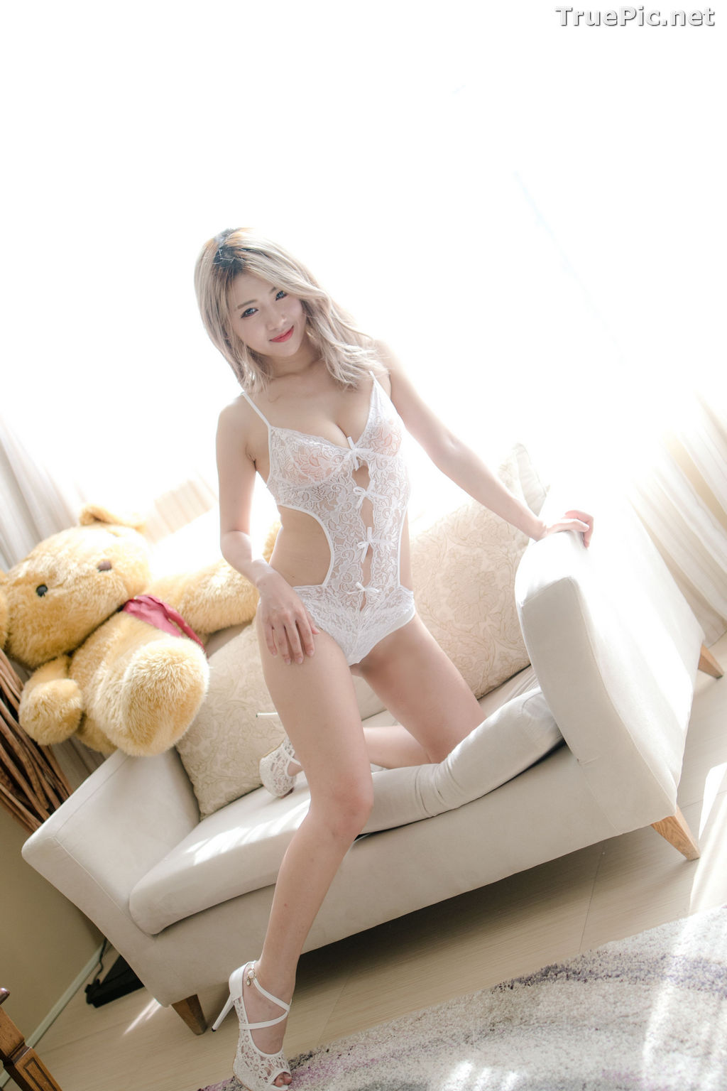 Image Taiwanese Hot Model - Sexy Kendo Girl - TruePic.net - Picture-40