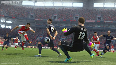 PES 2017 InMortal ProEvo Gameplay Patch Update R6