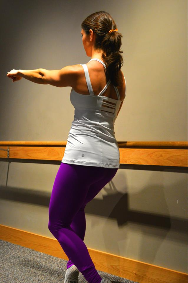 lululemon happy-strappy-tank tender-violet-wunder-under-pant