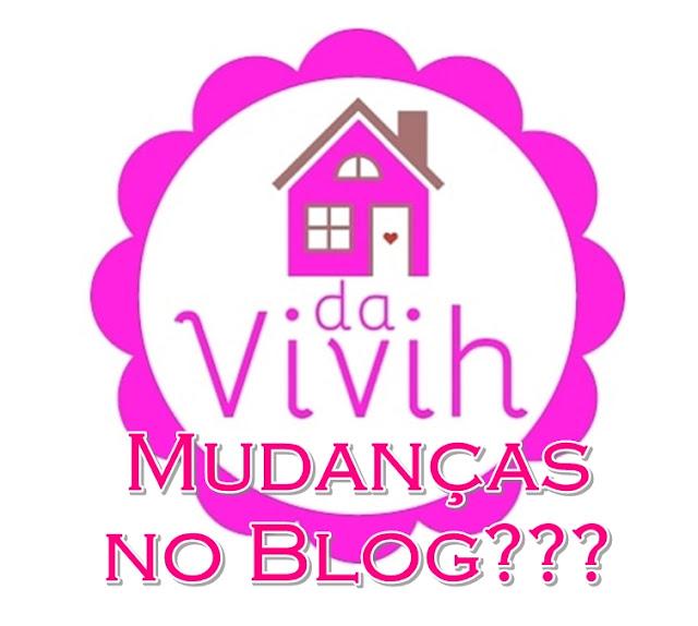 Mudei meu blog? O que tá acontecendo?