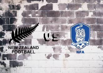 New Zealand  vs Korea Republic  Resumen y goles