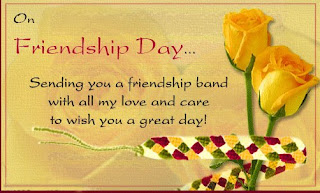 Best Happy friendship day Greetings