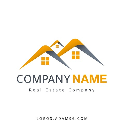 Download Logo Real estate company Png High Quality Free No Name