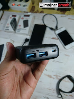 Review Power Bank Anker PowerCore Select 10000