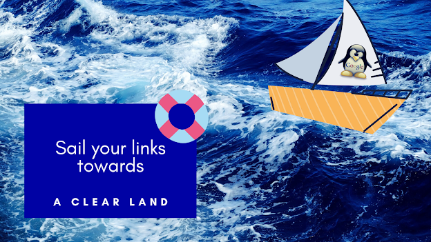 Sail towards the clear link process