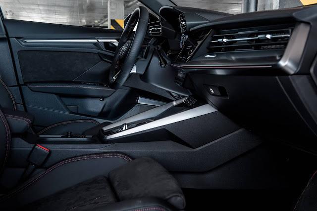 Novo Audi A3 Sedã 2021: opção a BMW Série 3 e Mercedes Classe C