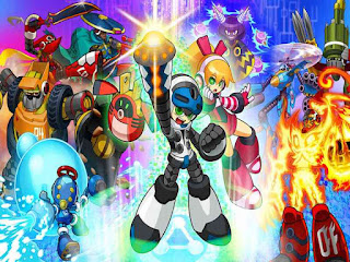 Mighty No 9 Game Download Highly Compressed