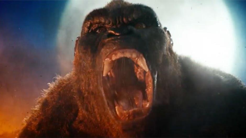 Kong: A Ilha da Caveira | Trailer internacional, banner e arte conceitual inédita do filme de origens