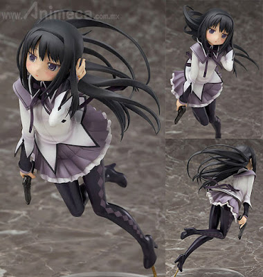 Figura Homura Akemi The Beginning Story/The Everlasting Puella Magi Madoka Magica the Movie