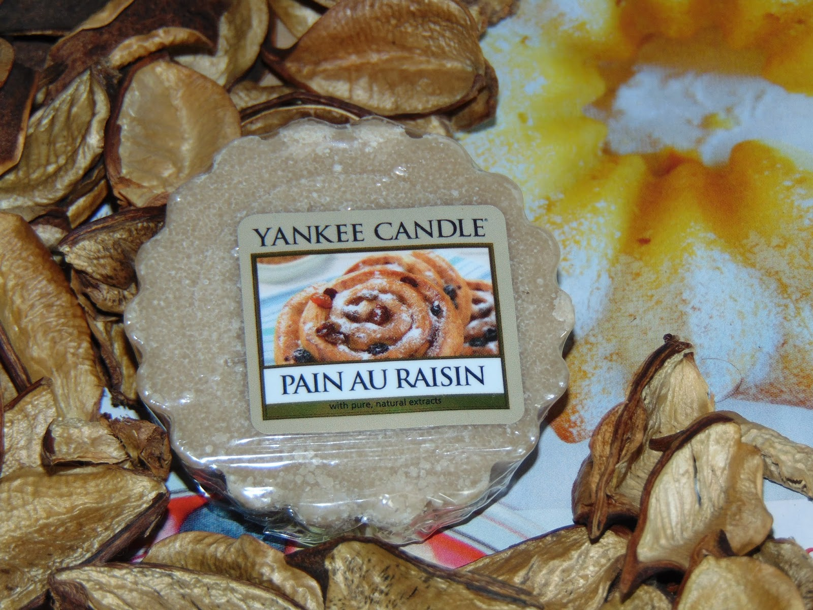 Yankee Candle Q2 Pain Au Raisin