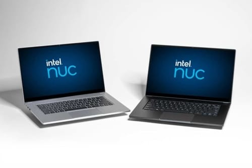 Intel's NUC M15 is supposed to compete with HP and Dell's hardware