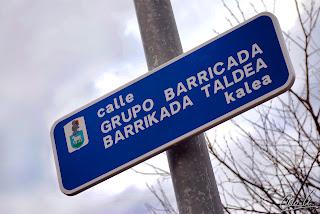 Calle a Barricada