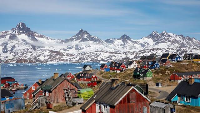 اكتشاف الحالة الأولى لفيروس كورونا في جرينلاند