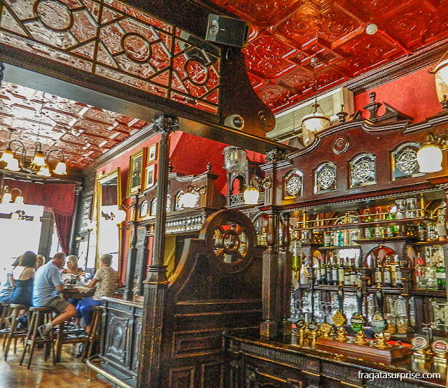 Pub Red Lion, Londres