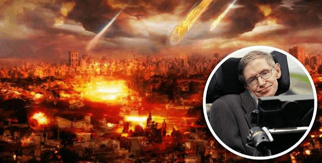 Las profecías de Stephen Hawking sobre el final de la humanidad