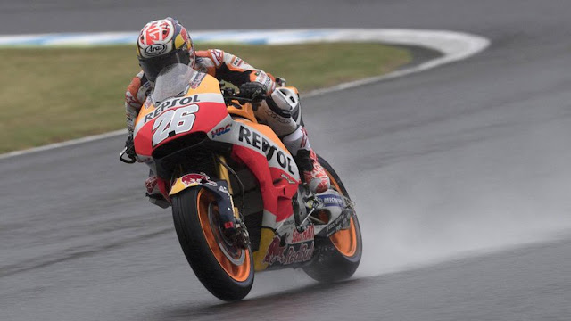 Jelang MotoGP Valencia: Pedrosa Inginkan Akhir Manis