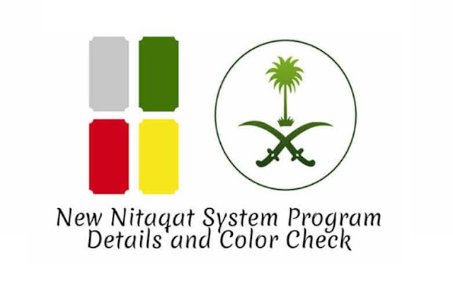 CHECK YOUR SPONSOR NITAQAT COLOR CATEGORY