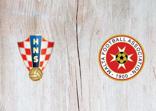 Croatia vs Malta -Highlights 30 March 2021