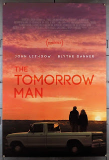 Download The Tomorrow Man (2019) Hindi Dual Audio BRRip 720p