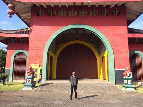 Klenteng Sam Poo Kong, Tempat Laksamana Cengho Mendarat Pertama Kali