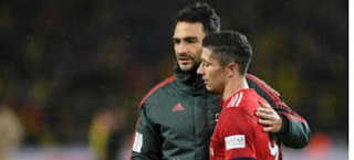 Hummels : my poor display against Dortmund was as a result of illness