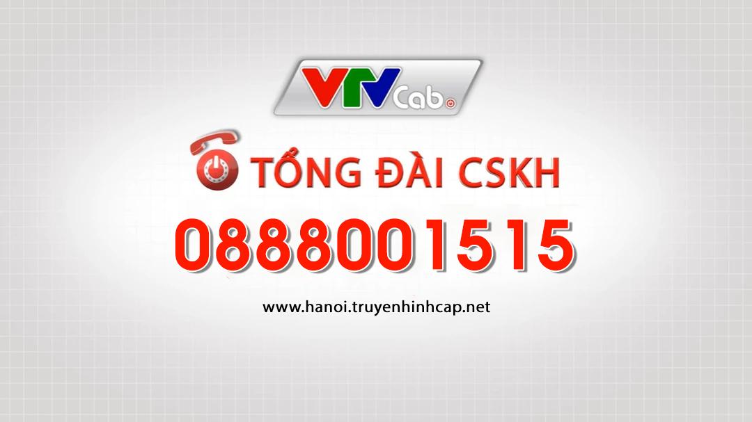 Liên hệ VTVcab Hà Nội