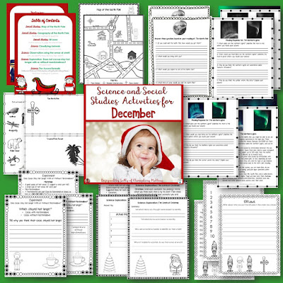Holiday magic: This blog post contains ideas for fun and engaging activities designed for learning!