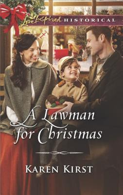 Heidi Reads... A Lawman for Christmas by Karen Kirst