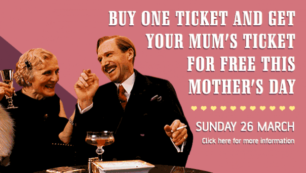 5 Free(ish) Things to Enjoy on Mothers Day in the North East including Tyneside Cinema