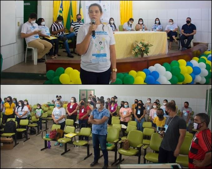 Prefeitura de Buriti dos Lopes promove a XI Conferência Municipal de Assistência Social