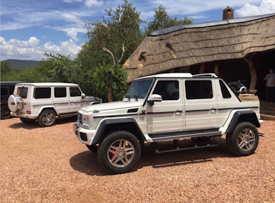 New car release mercedes gwagon