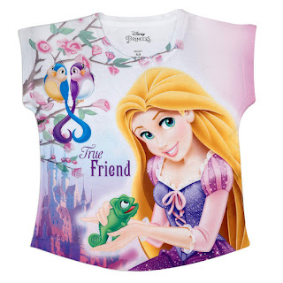 Buy The Best Disney Girl's T-Shirt At Amazon.in